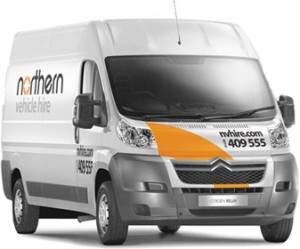 Large Van Hire Carlisle