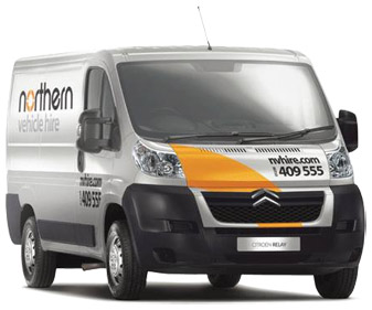 Medium Van Hire Carlisle